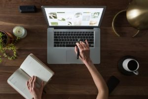 Start blogging and show off your progress
